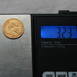 10 франков Наполеон III Франция золото 3.23 г, фото №4