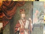 Святитель Христов Николай 18 век ( 1720-е гг. ), фото №3