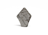 Заготовка-вставка з метеорита Seymchan, 1,8 г, із сертифікатом автентичності, фото №11