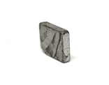 Заготовка-вставка з метеорита Seymchan, 1,9 г, із сертифікатом автентичності, фото №6
