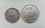 1 марка1915 г и1/2 марки1917 г., фото №3