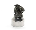 Залізний метеорит Campo del Cielo, 1,4 грам, із сертифікатом автентичності, фото №5