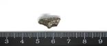 Залізний метеорит Campo del Cielo, 2,0 грам, із сертифікатом автентичності, фото №4