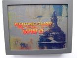 """Набор монет """"Исторические линкоры Второй Мировой войны"""", 2007 г., фото №2"""