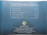 """Набор монет """"Исторические линкоры Второй Мировой войны"""", 2007 г., фото №12"""