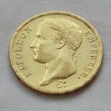 40 франков 1811 Франция Наполеон I золото 12.82 г, фото №2