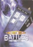 """43.Карточки детские коллекционные """"Doctor Who.Battles in time"""" (58 листов) Англия, фото №3"""