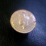 1/2 шилинга (50 центов), Британская Восточная Африка 1942, фото №3
