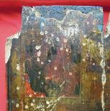 Староверческая Ветковская Икона четырехчастник с Распятием Господним, фото №3