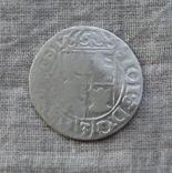Полторак ( 1/24 талера ) 1621 года. Сиг. ІІІ Ваза. SIGI., фото №4