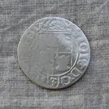 Полторак ( 1/24 талера ) 1621 года. Сиг. ІІІ Ваза. SIGI., фото №7