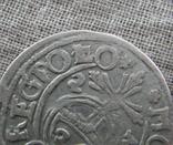 Полторак ( 1/24 талера ) 1623 года. Сиг. ІІІ Ваза. POL(L)O., фото №5