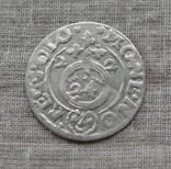 Полторак ( 1/24 талера ) 1622 года. Сиг. ІІІ Ваза. MO - NE.NO., фото №6