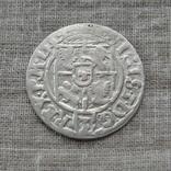 Полторак ( 1/24 талера ) 1622 года. Сиг. ІІІ Ваза. MO - NE.NO., фото №7