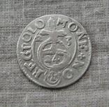 Полторак ( 1/24 талера ) 1623 года. Сиг. ІІІ Ваза. REGPOLO ( Без Разделительных Знаков )., фото №6