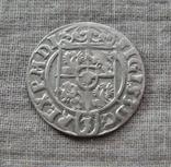 Полторак ( 1/24 талера ) 1623 года. Сиг. ІІІ Ваза. REGPOLO ( Без Разделительных Знаков )., фото №7