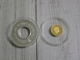 """Австралия, ЛУНАР - """"дырявый доллар"""" +25 центов - серебро 999, ПОЛНЫЙ КОМПЛЕКТ, фото №5"""