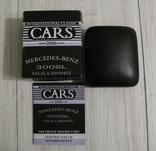 Mercedes-Benz 300 SL Gullwing - серебро, унция, 1 доллар - ПОЛНЫЙ КОМПЛЕКТ, фото №5