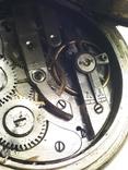 """Swiss pocket watch. Часы карманные. Швейцария. Тематические """"Охота""""., фото №10"""