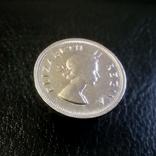 6 пенсов Британская Южная Африка 1955, серебро., фото №6