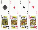 4.Карты игральные 2000-х (полная колода,54 листа) Китай для Англии, фото №5