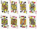 4.Карты игральные 2000-х (полная колода,54 листа) Китай для Англии, фото №6
