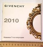 """Справочник Живанши """"Новинки 1-го полугодия"""" / Givenchy, 2010, фото №2"""