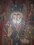 Св. Миколай Чудотворець (кінець 19 ст. - поч. 20 ст.), фото №7