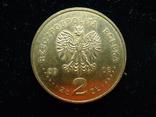 """2 злотых 2008 """"90 лет Великопольского восстания"""", фото №5"""