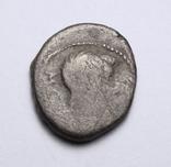 Марк Порцій Катон, 89р. до н.е. срібний квінарій, м.Рим., фото №3