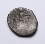 Марк Порцій Катон, 89р. до н.е. срібний квінарій, м.Рим., фото №4