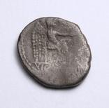 Марк Порцій Катон, 89р. до н.е. срібний квінарій, м.Рим., фото №7