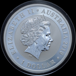 1 Доллар 2010 Коала 1oz, Австралия Унция, фото №3