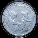 1 Доллар 2011 Коала 1oz, Австралия Унция, фото №2