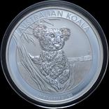 1 Доллар 2015 Коала 1oz, Австралия Унция, фото №2