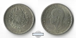 Швеция 2 кроны 1950 серебро Густав V аАНЦ, фото №2