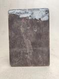 Икона. Богородица. 12,5х18. Левкас, позолота., фото №4