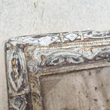 Икона. Богородица. 12,5х18. Левкас, позолота., фото №6
