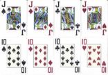 5.Карты игральные 2000-х (2-ая неполная колода,28+32 листа)Copag.,Бельгия, фото №6