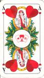 6.Карты игральные 1990-х (2-ая картинка,сокращ.колода 32 листа) ASS,Германия, фото №4