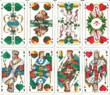 6.Карты игральные 1990-х (2-ая картинка,сокращ.колода 32 листа) ASS,Германия, фото №5