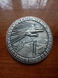 Медаль настільна, фото №2