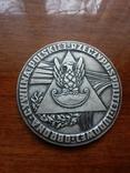Медаль настільна, фото №4