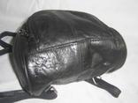 Рюкзачок кожаный маленький, фото №7