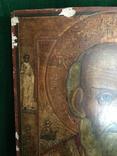 Икона Святой Николай ХIХ век., фото №5