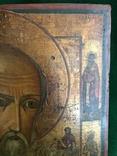 Икона Святой Николай ХIХ век., фото №8