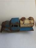 Машинка молоковоз, фото №2