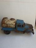 Машинка молоковоз, фото №8