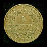Франция 5 сантим 1872, фото №3