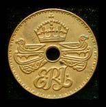 Британская Новая Гвинея пенни 1936 Эдвард VIII, фото №2